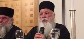 Ο Καθηγούμενος της Ι.Μ. Ξενοφώντος ψέλνει ποιήμα προς την Παναγία (ΒΙΝΤΕΟ)