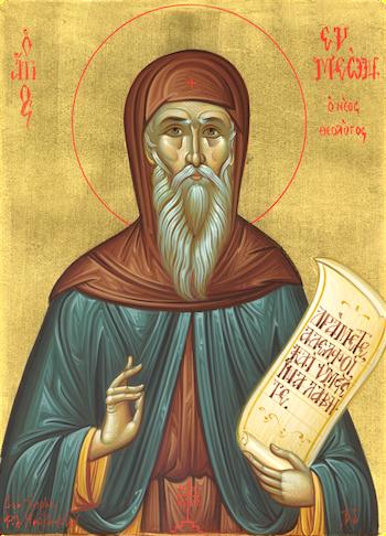 Αποτέλεσμα εικόνας για Αγιος Συμεών ο νέος Θεολόγος