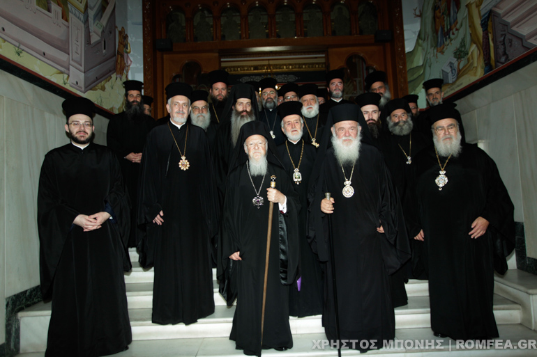 oikoymenikos arxiepiskopi 11