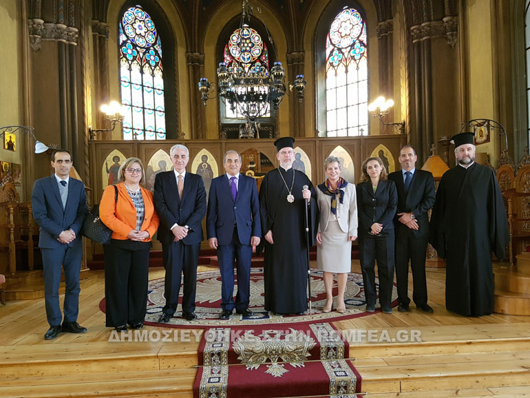 metropolitan-cleopas-meets-with-cypriot-house-of-representatives-president