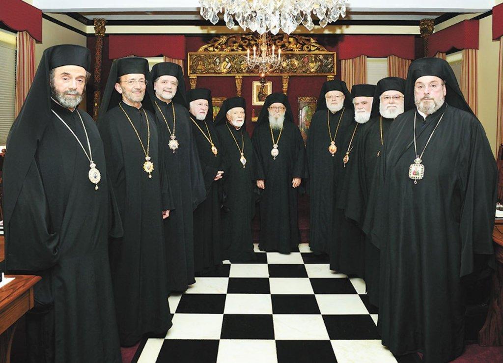 eparchial synod america