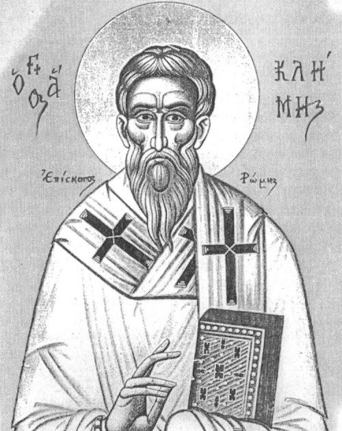 agios klimis episkopos romis