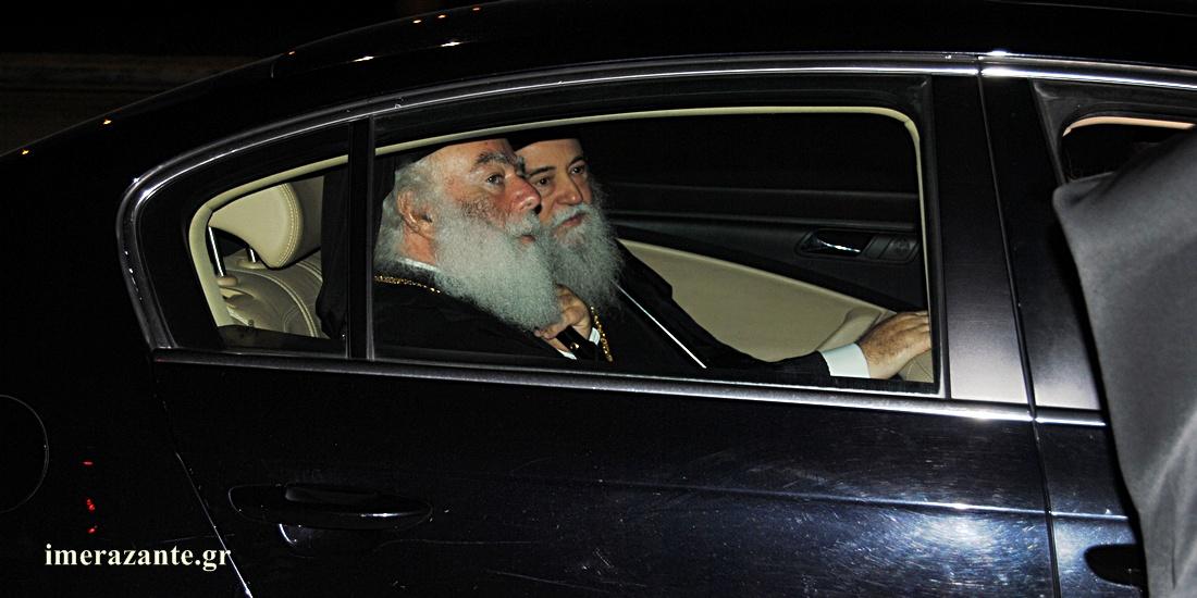 ypodoxi patriarxi alexandreias 2