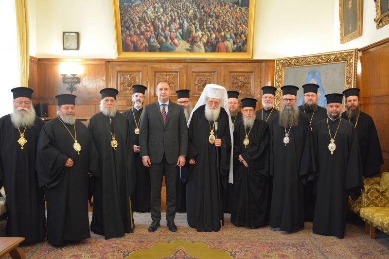 sinodos boulgaria
