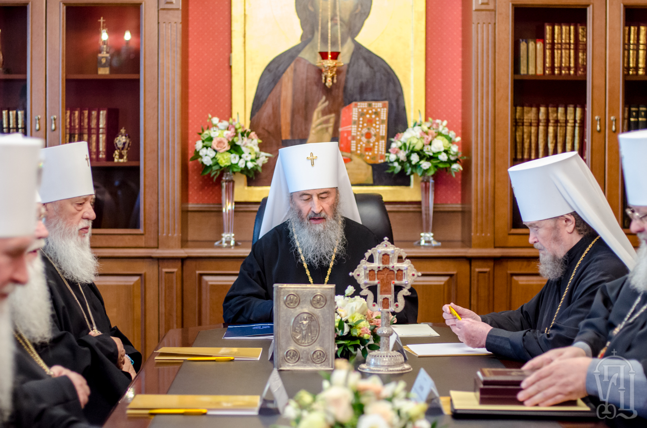 Священний Синод 2018 3 1