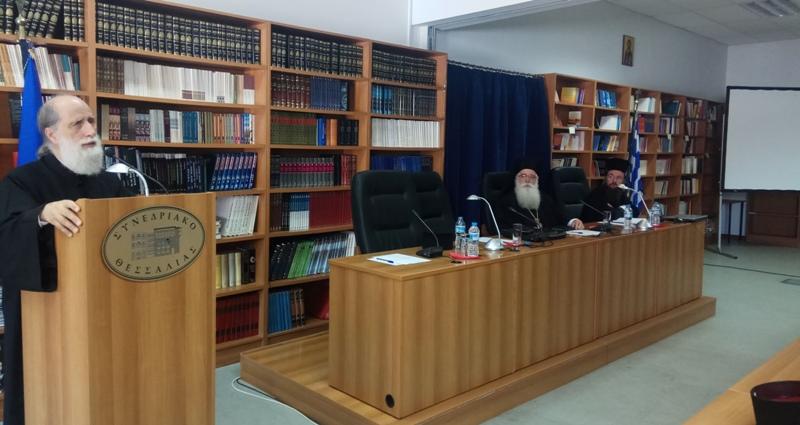 8η Γενική Ιερατική Σύναξη στην Ι.Μ. Δημητριάδος