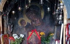 Παναγία η Μεγαλομάτα η «θεμελιοκρατούσα» της Κέρκυρας