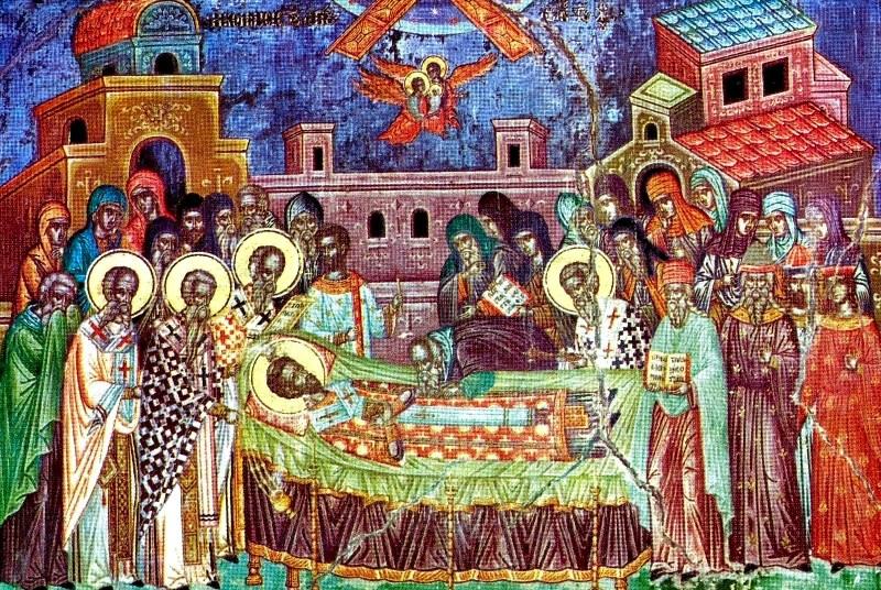 Αποτέλεσμα εικόνας για Ανακομιδή Ιερών Λειψάνων του Αγίου Ιωάννου του Χρυσοστόμου Αρχιεπισκόπου Κωνσταντινουπόλεως