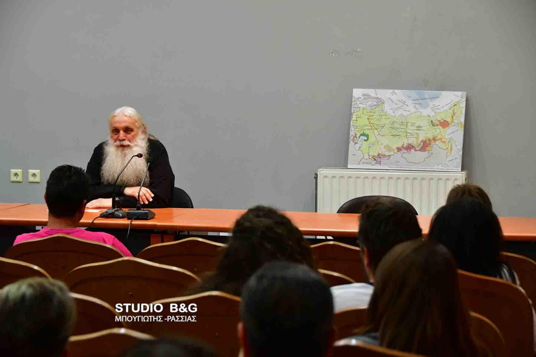 Εσπερινά κηρύγματα και συνάξεις νέων στην Ι.Μ. Αργολίδος
