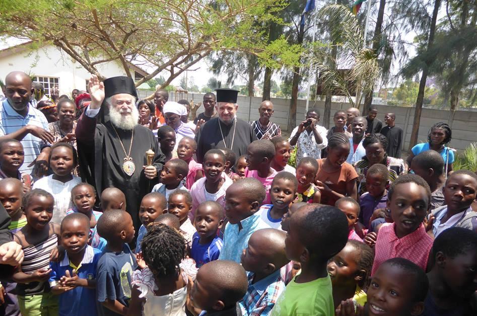 Πώς να στηρίξετε την Ιεραποστολή της Ιεράς Μητροπόλεως Ζιμπάμπουε