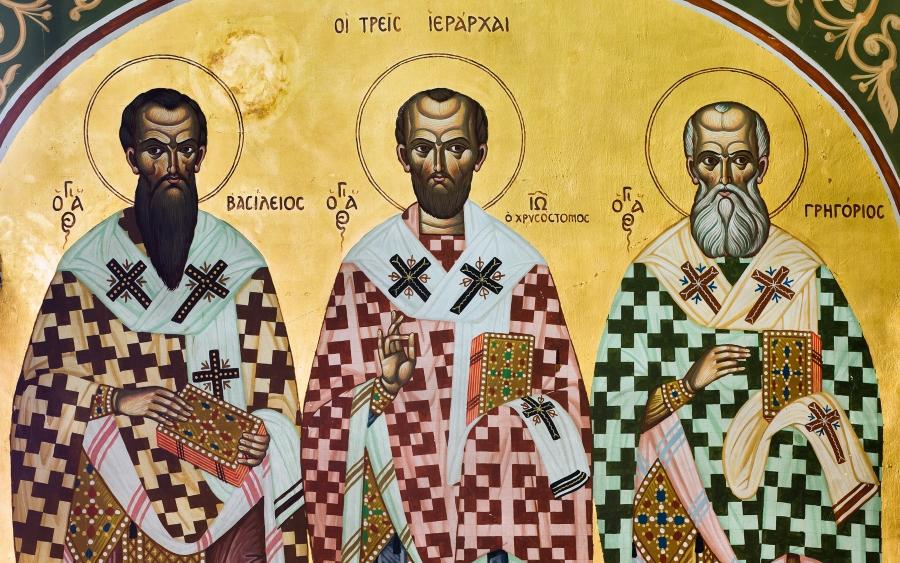 Αποτέλεσμα εικόνας για τρεισ ιεραρχεσ