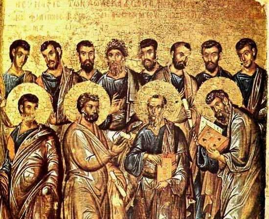 12 Apostoloi