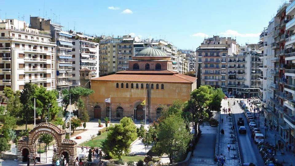Θεσσαλονίκη  Παρεμβάσεις στον Ναό της Αγίας Σοφίας και το Αγίασμα του Αγίου  Ιωάννη 51fc1bc74bc