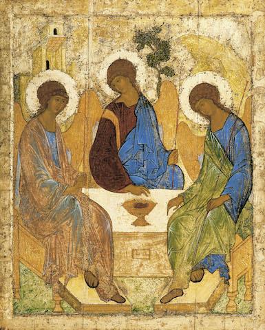 Angelsatmamre trinity
