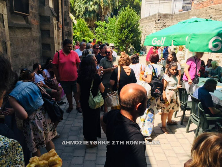 smirni-1 Εορτάσθηκε και φέτος στη Σμύρνη η εορτή της Κοιμήσεως της Θεοτόκου