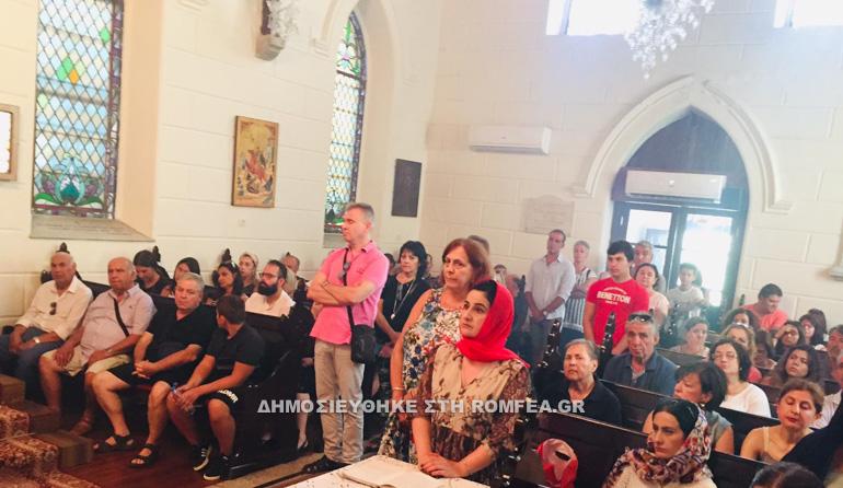 smirni-5 Εορτάσθηκε και φέτος στη Σμύρνη η εορτή της Κοιμήσεως της Θεοτόκου