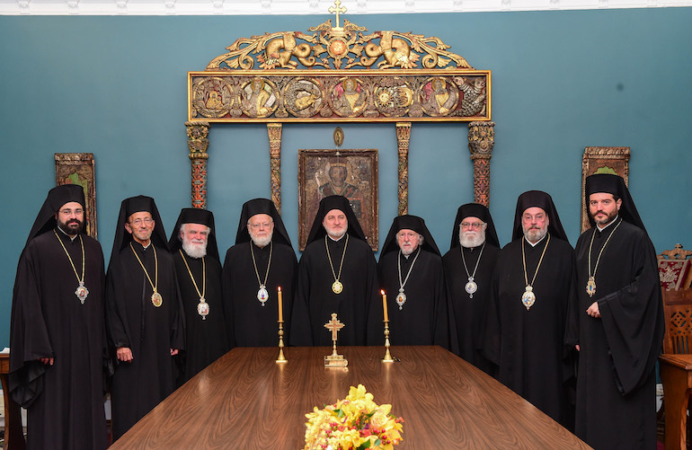 Holy Eparchial Synod