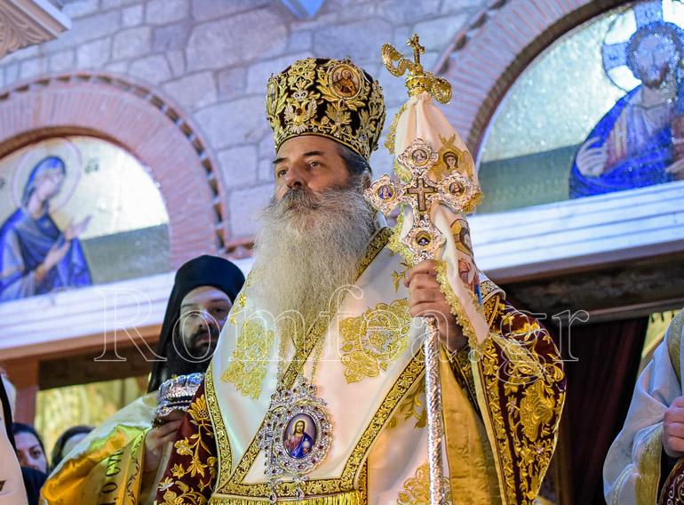 Πειραιώς Σεραφείμ: ''Ο Όσιος Νείλος μας καλεί σε μία πνευματική επανάσταση'' (ΦΩΤΟ)