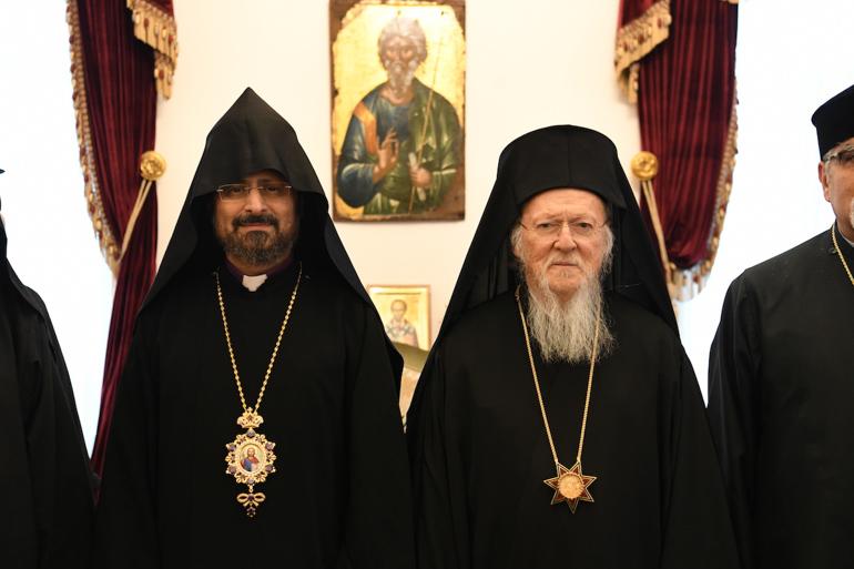 Οικουμενικός Πατριάρχης: ''Το πεδίον μαρτυρίας του κληρικού είναι ...