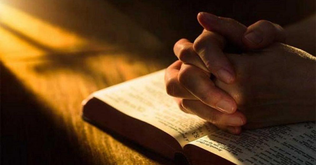 Ο πνευματικός άνθρωπος σιωπά και προσεύχεται