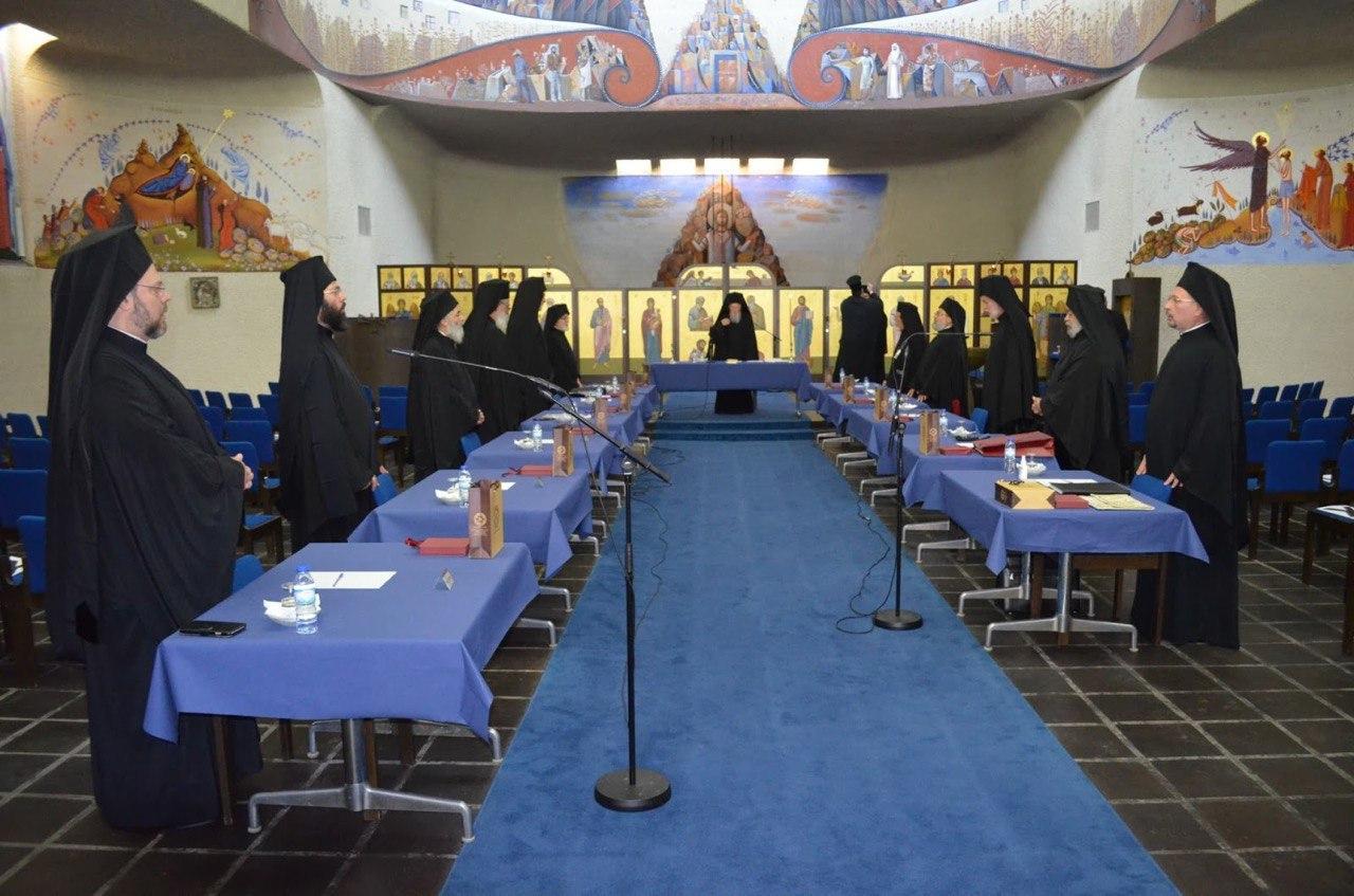 sinodos sampbezy
