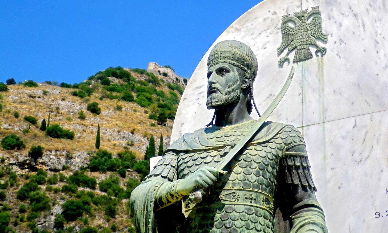 konstantinos palaiologos
