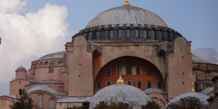 Ι.Μ. Μαρωνείας: ''Για μας η Αγιά Σοφιά είναι η Μεγάλη Εκκλησία''