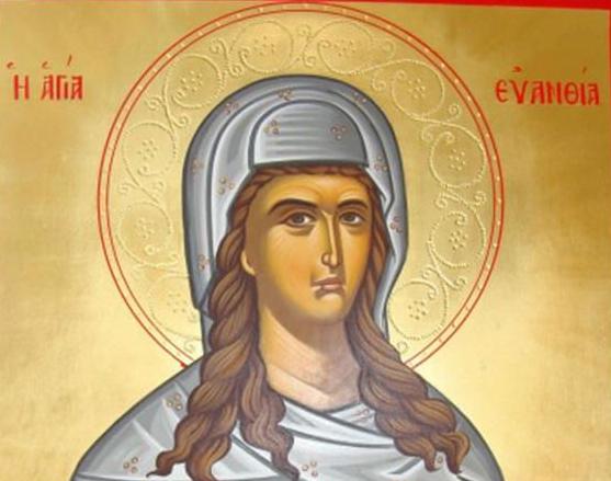 agia evanthia