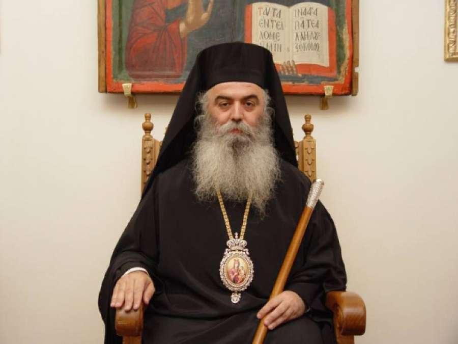 ΕΚΤΑΚΤΟ: Εκοιμήθη ο Μητροπολίτης Καστορίας Σεραφείμ
