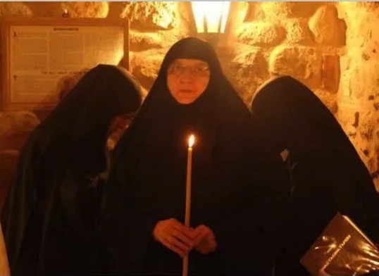 Ι.Μ. Αγίου Στεφάνου Μετεώρων: ''Η Γερόντισσα Φιλοθέη τίμησε το μοναχικό  σχήμα''