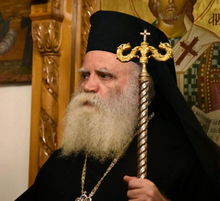 Επιστολή Κυθήρων Σεραφείμ στην ΔΙΣ